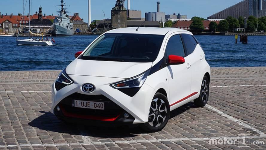 Essai Toyota Aygo restylée - Dans l'air du temps