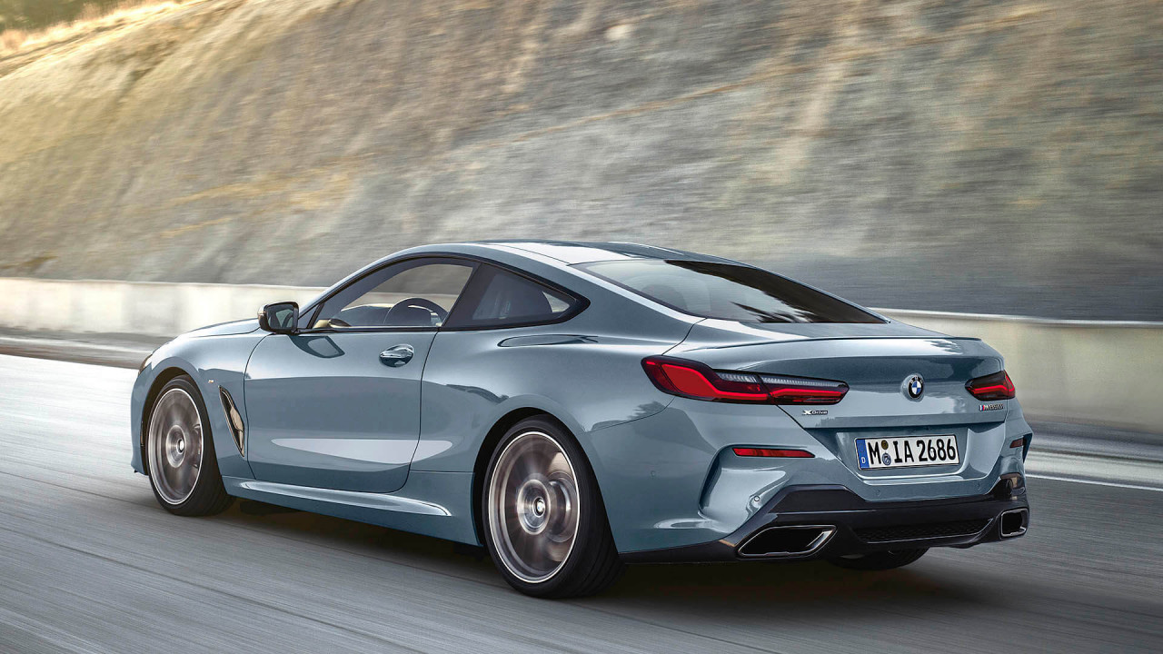 That S The New Bmw 8 Series