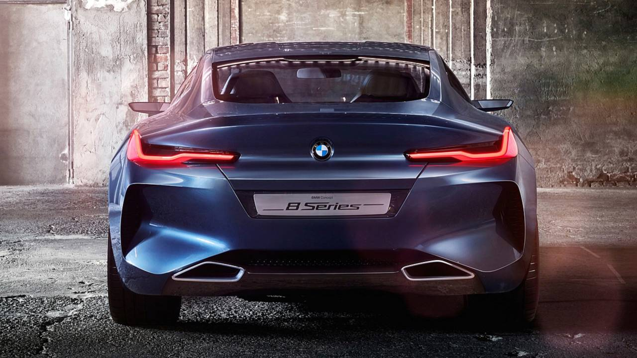 BMW 8 Series: Side-By-Side