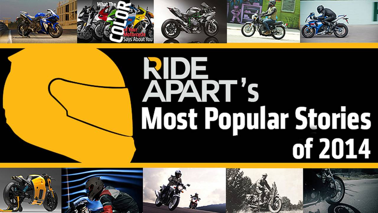 RideApart's Most Popular Stories of 2014