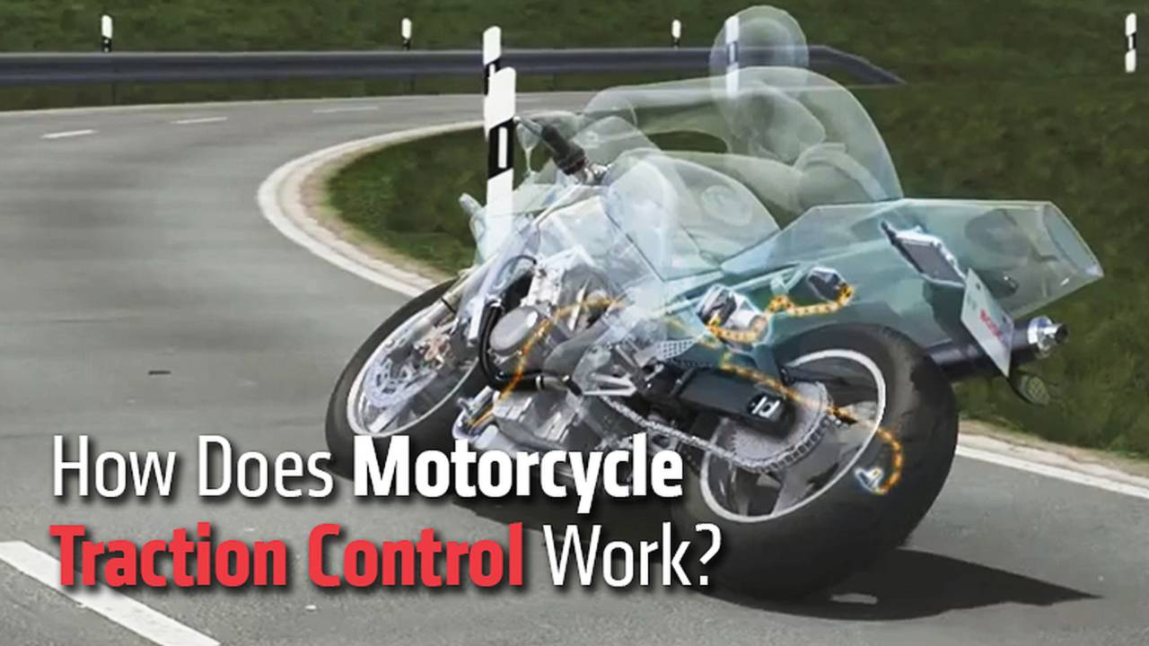 How Does Motorcycle Traction Control Work?