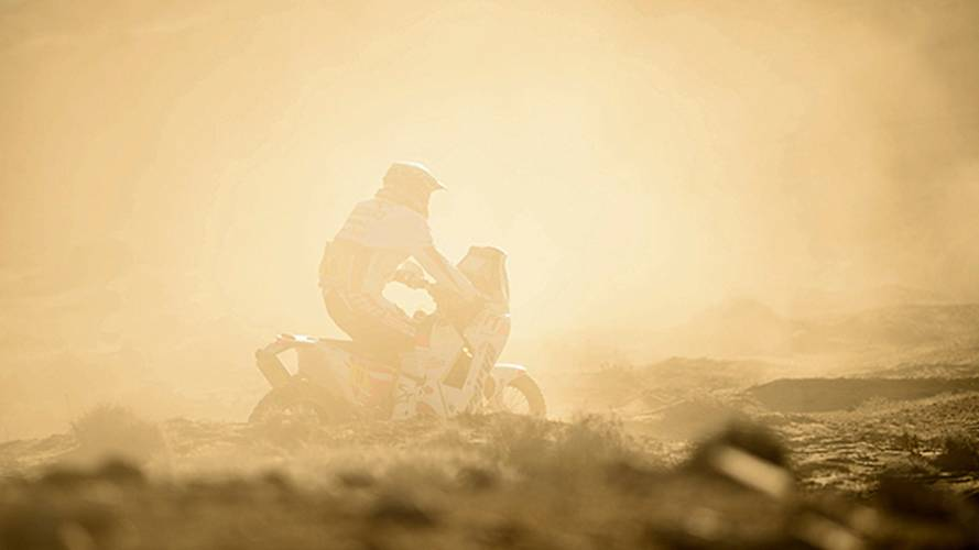 The best photos from Dakar stages 4-8