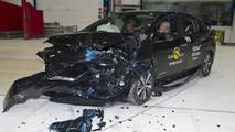 Nissan LEAF -Euro NCAP Crash Test 2018