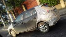 Toyota Yaris flagra