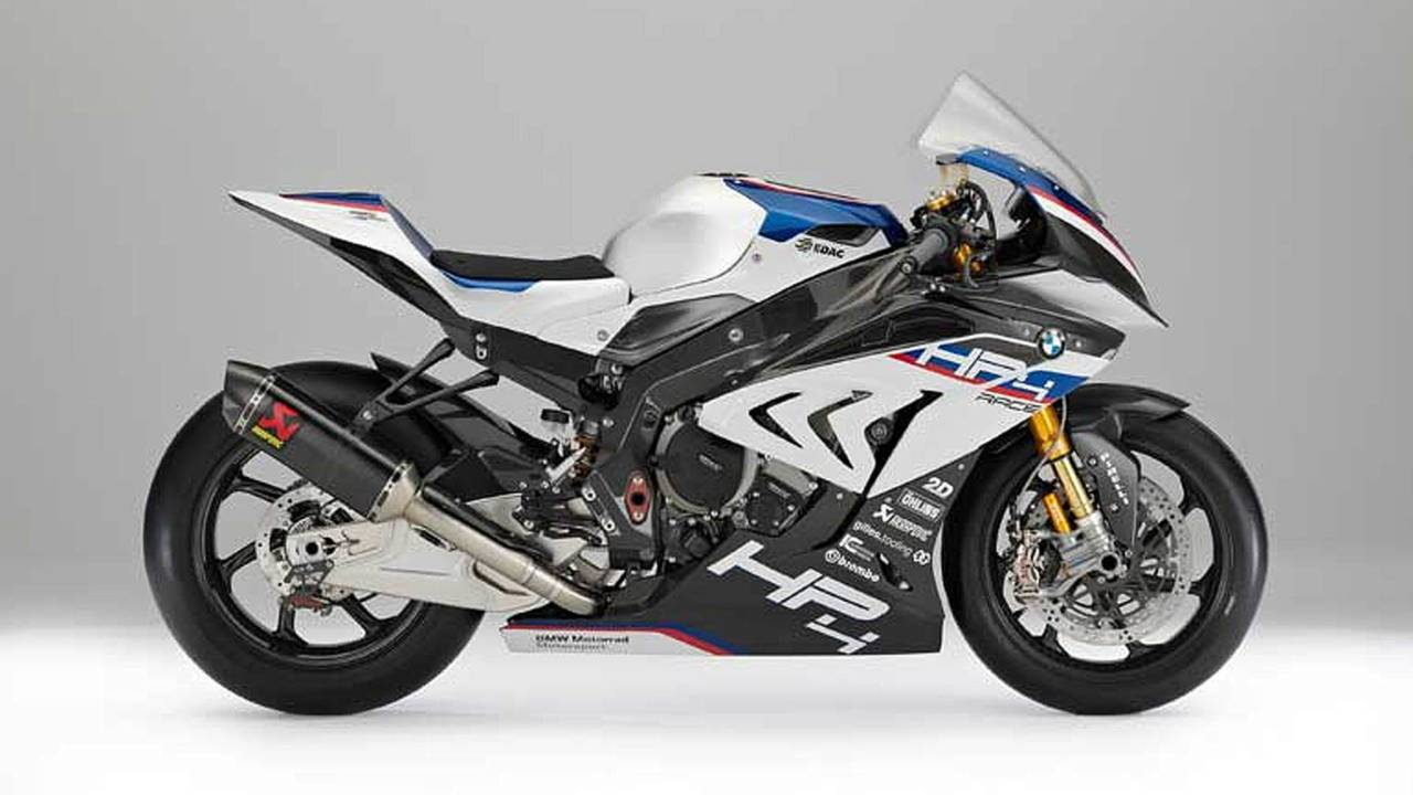 BMW Limited Edition HP4 Race in Production