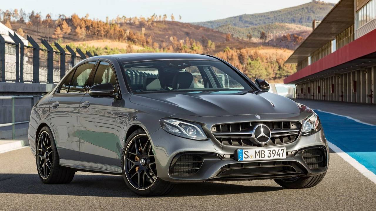 Mercedes-AMG E 63 S 4MATIC+ - 612 CV