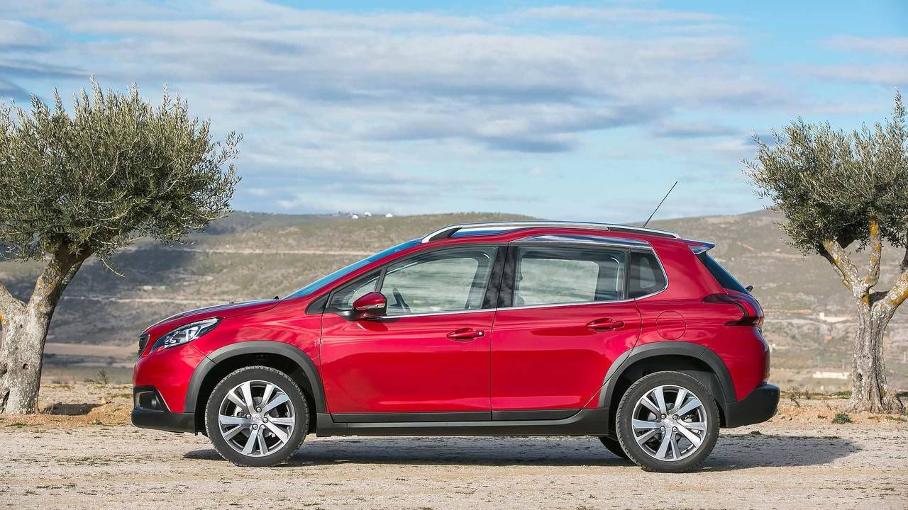 8. Peugeot 2008 2018 - 2.260 unidades