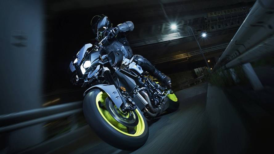 Yamaha Offer Naked R1 In Form Of New MT-10