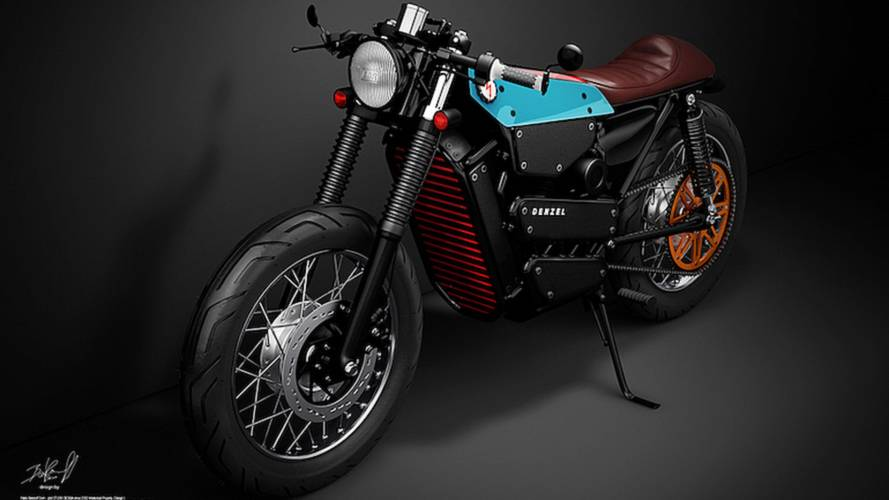 The Denzel Electric Cafe Racer Is Coming To The States