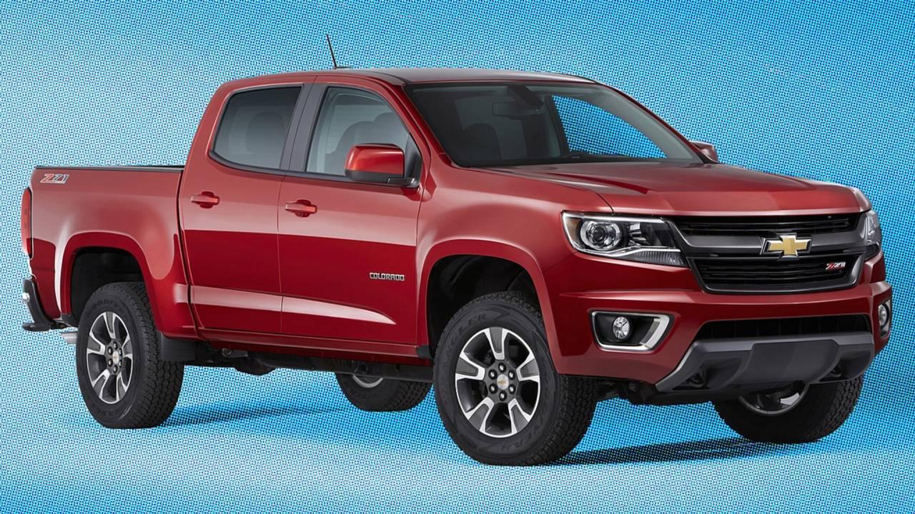 Chevrolet Colorado Lead