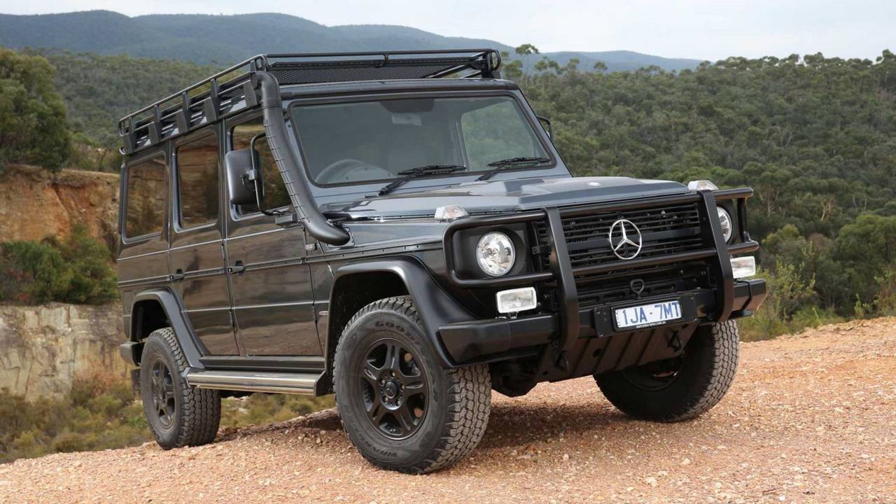 Mercedes-Benz G-Class Professional