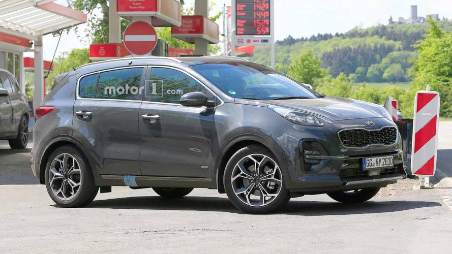 Kia Sportage To Debut Brand's New Diesel Mild Hybrid Powertrain