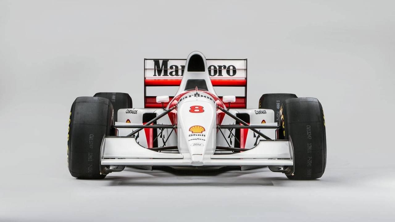 McLaren MP8A f