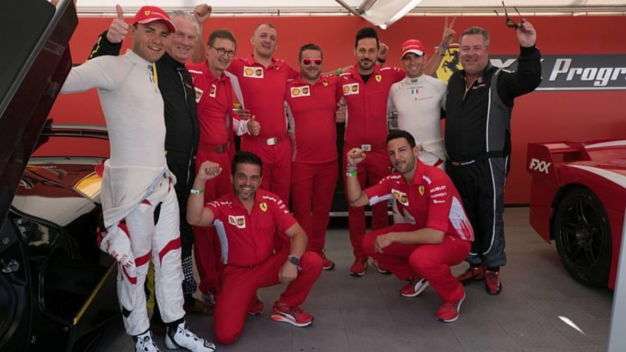 Ferrari al Goodwood Festival of Speed
