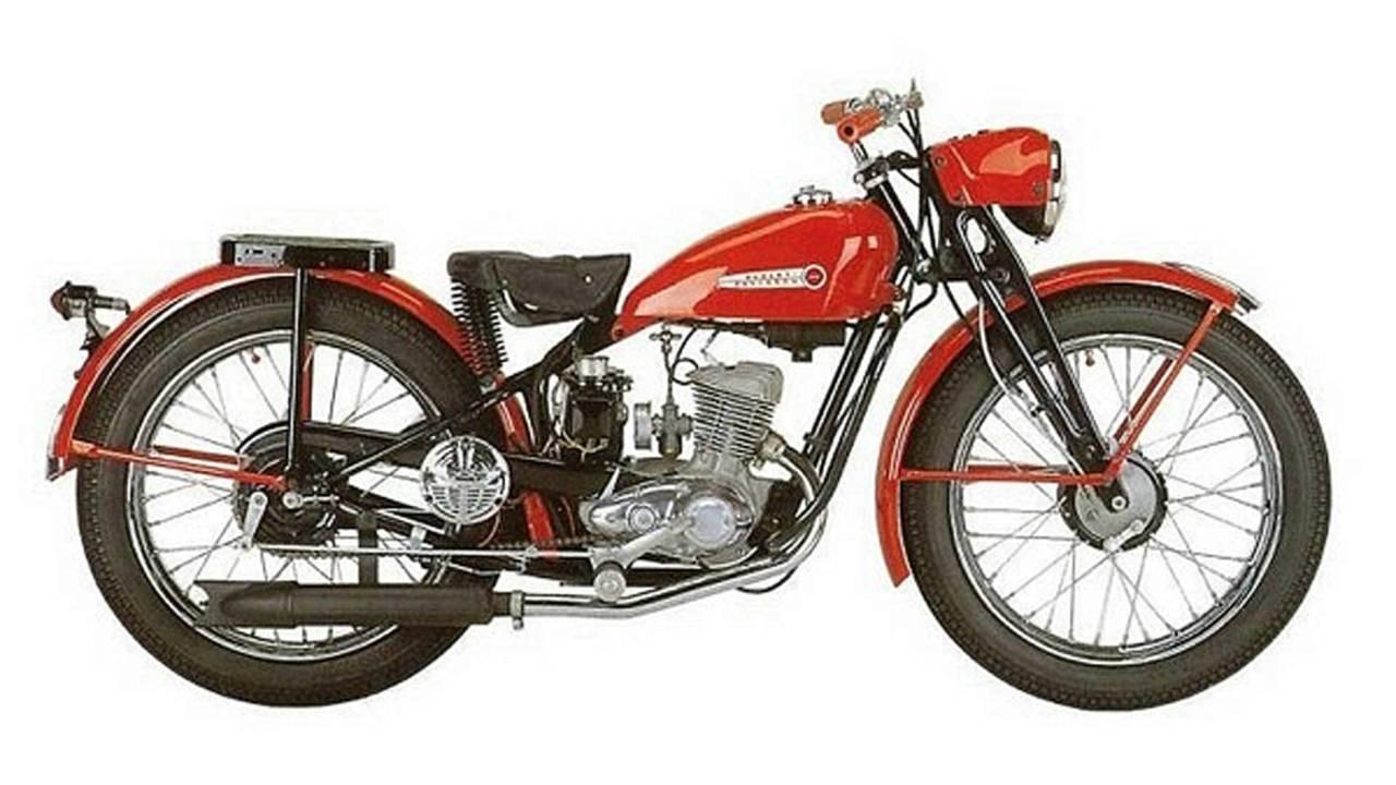 Harley-Davidson S-125