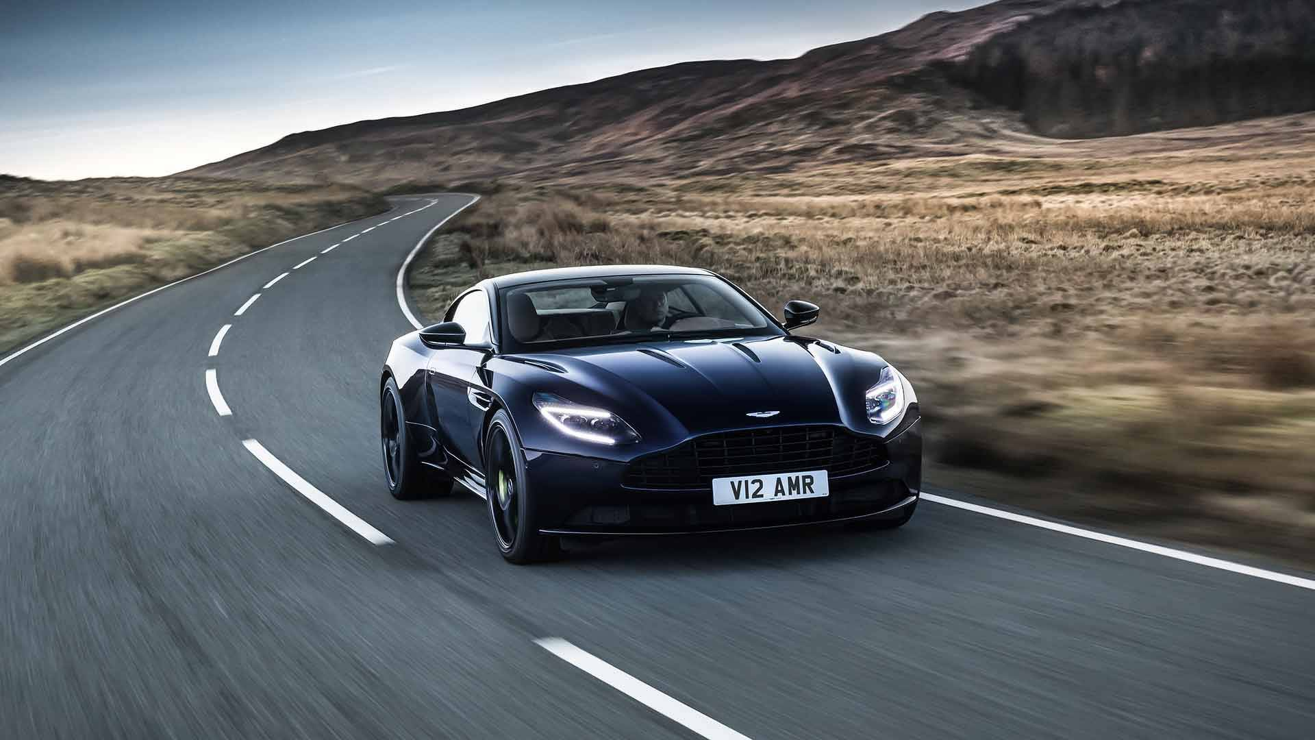 Aston Martin Db11 Amr Arrives With 630 Hp 208 Mph Top Speed