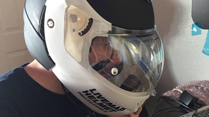 LiveMap – The Next Big Hi-Tech Helmet?