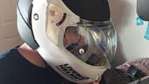 livemap the next big hi tech helmet