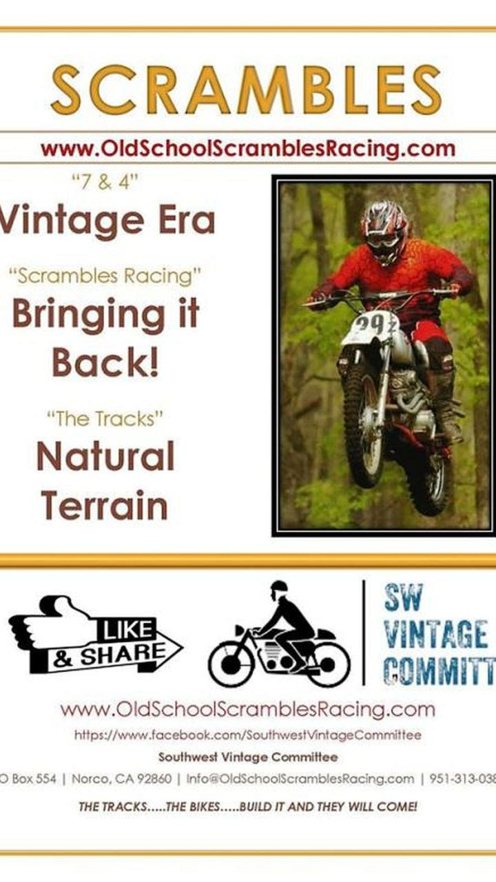Victorville Vintage Scrambles to Tear up Golf Course on May, 8th