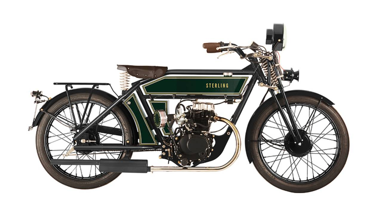 modern classic retro motorcycles future sterling