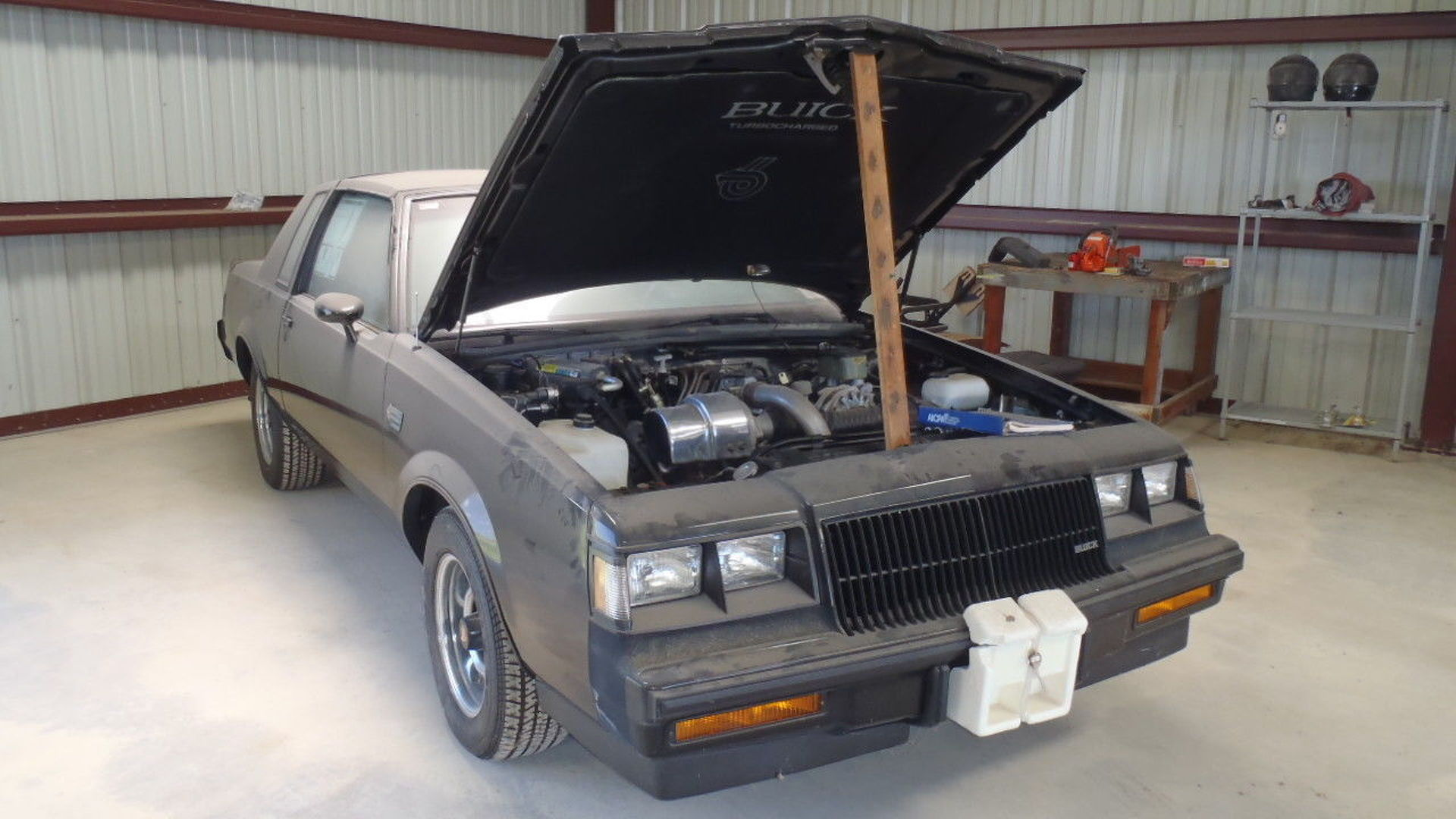 1987 Buick Grand National Motor1com Photos