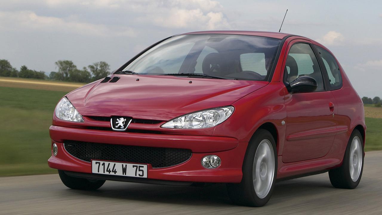 6. Peugeot 206 (1998-2013): 8,4 millones