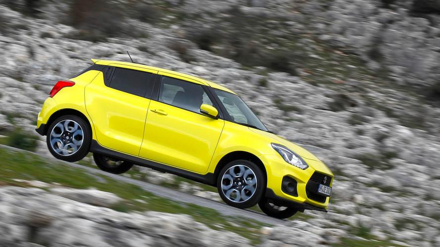 Suzuki Swift Sport 2018: prueba de un auténtico (y pequeño) deportivo
