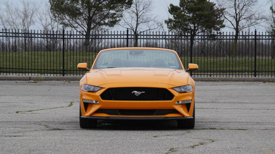2018 Ford Mustang GT Convertible Long Termer