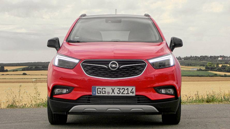 Opel Mokka X 1.4 Turbo