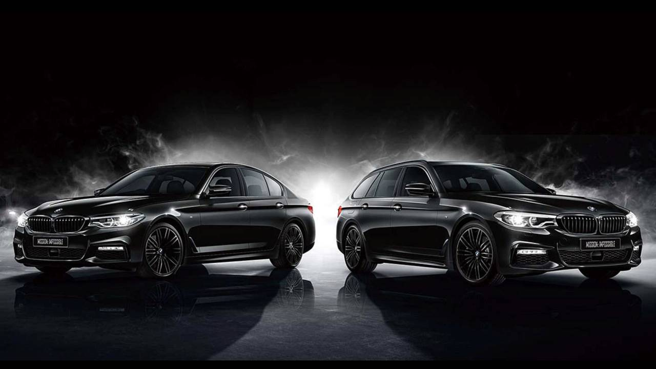 BMW M5 Mission Impossible Edition
