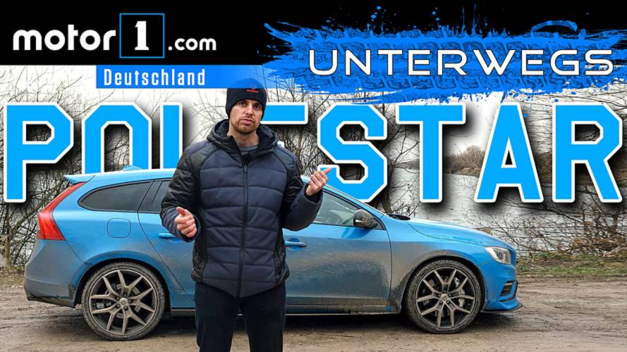 Sexy schwedische Unvernunft: Volvo V60 Polestar | UNTERWEGS mit Daniel Hohmeyer
