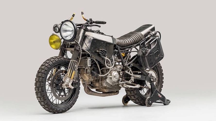 "Bike of the Week: El Solitario's 900SS ""Petardo"""