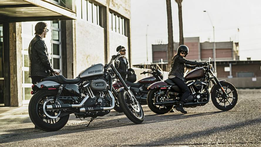 Harley-Davidson Updates Street and Sportster Trade-In Program