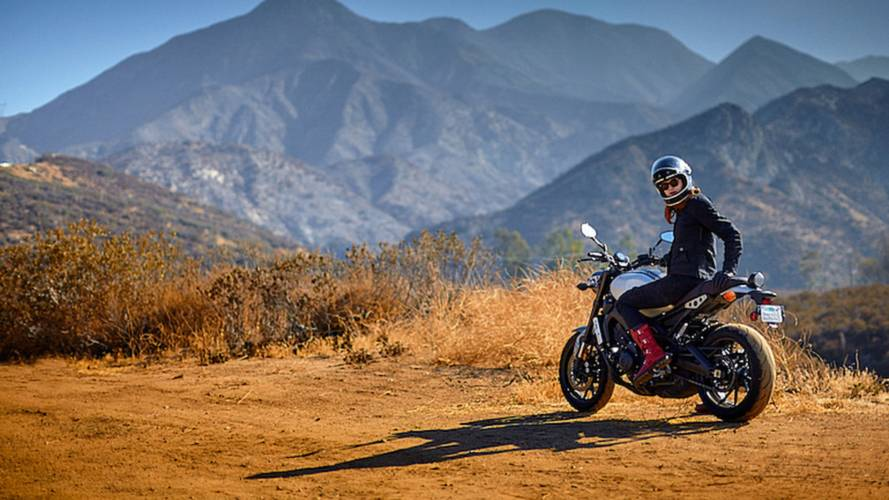 Yamaha XSR900 - Ride Review
