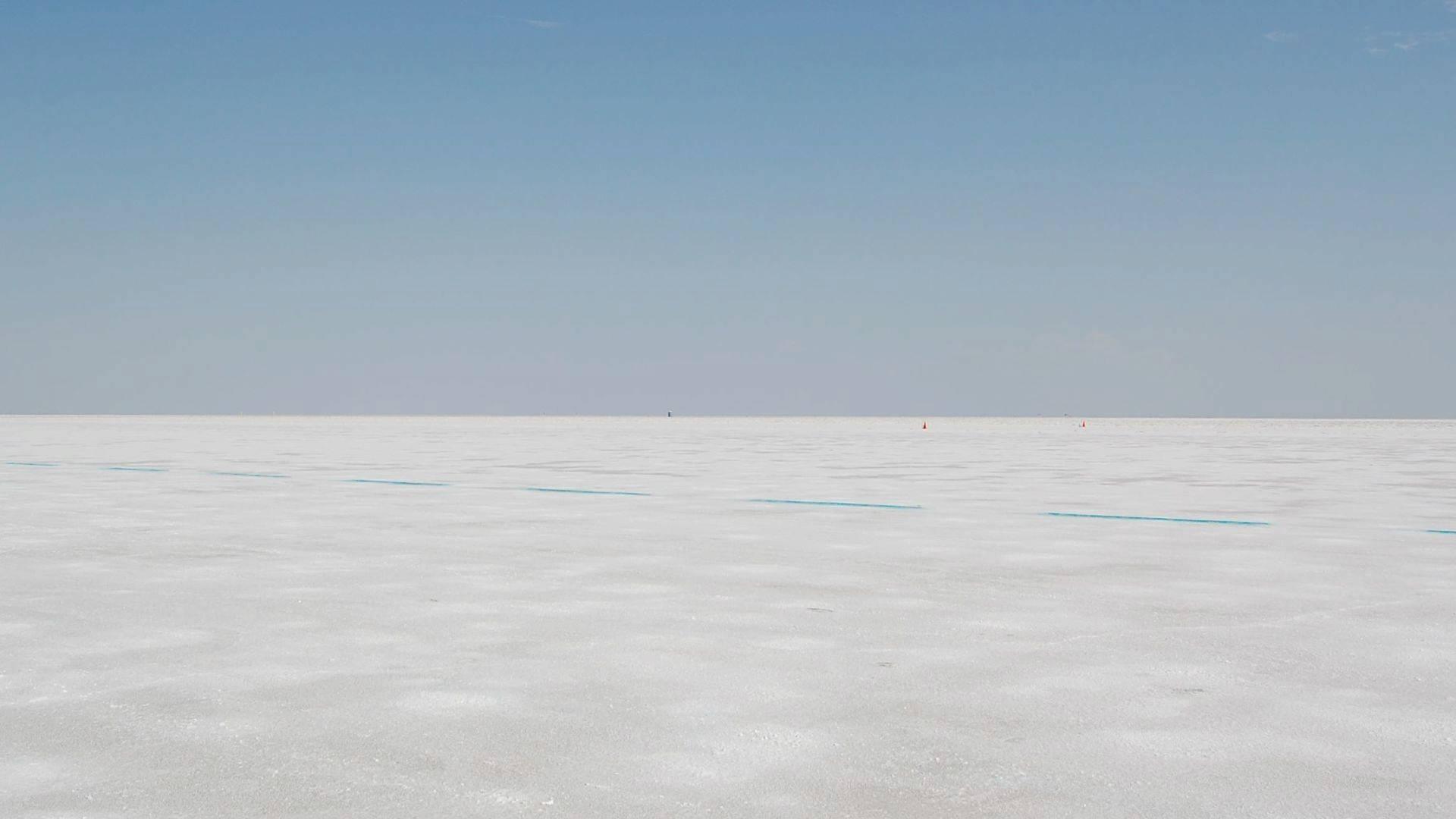 Bonneville Salt Flats In Jeopardy