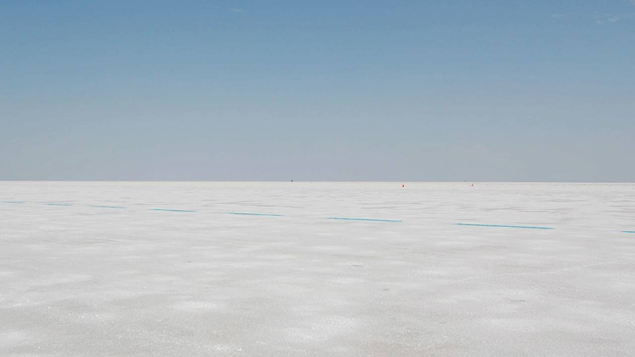 Bonneville Salt Flats In Jeopardy