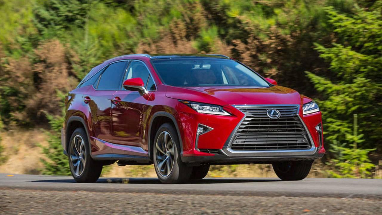 Lexus Goes Big: 2016 RX350 & RX450h - Review