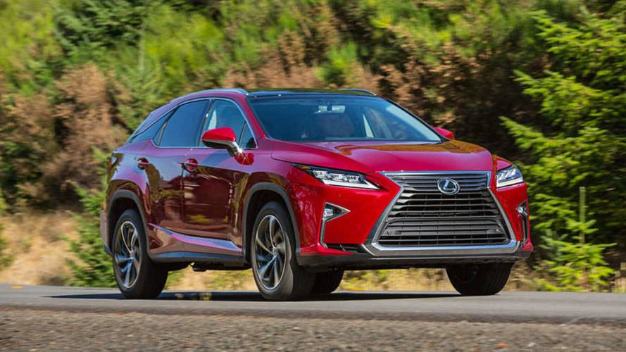 Lexus Goes Big: 2016 RX350 & RX450h - Review