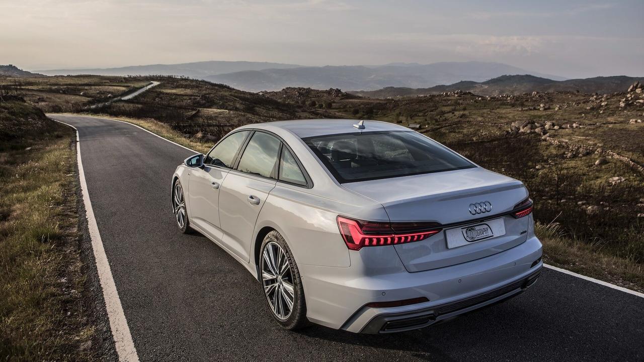 2019 Audi A6 Sedan 55 TFSI Quattro S-Line - 3031903