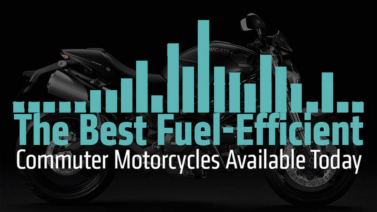 The Best Fuel-Efficient Motorcycles Available Today