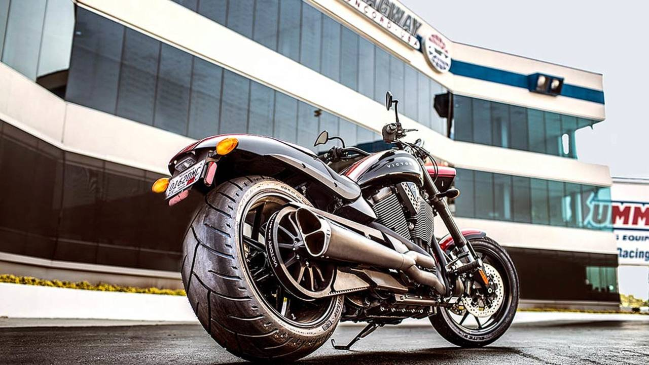 The Rest of the 2016 Victory Motorcycles Lineup