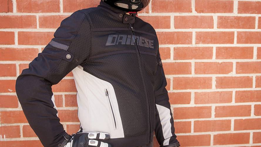 Gear: 2013 Dainese Air-Frame Tex Jacket