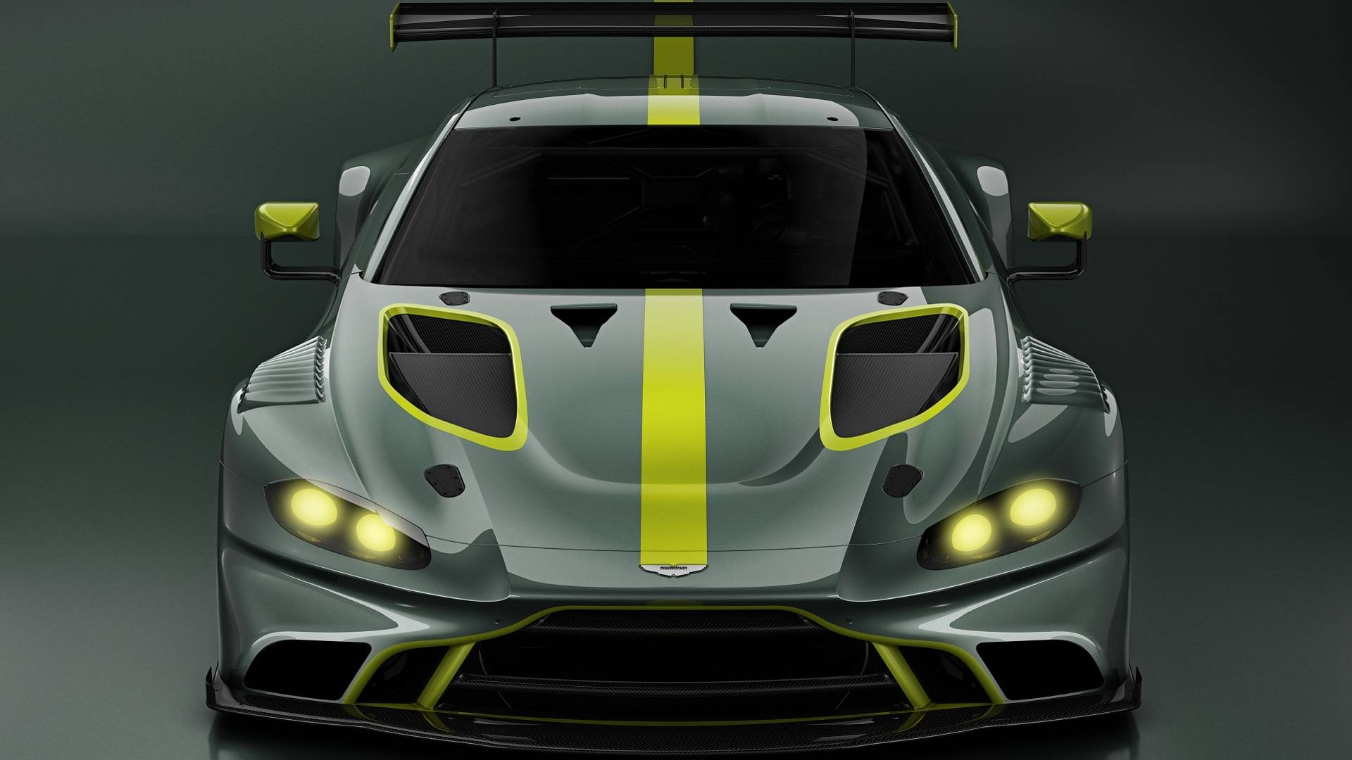 2019 Aston Martin Vantage Gt3 Teased Gt4 Also Coming