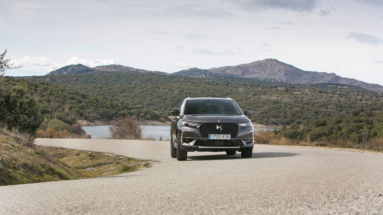DS 7 Crossback Performance Line BlueHDi 180 Aut. prueba