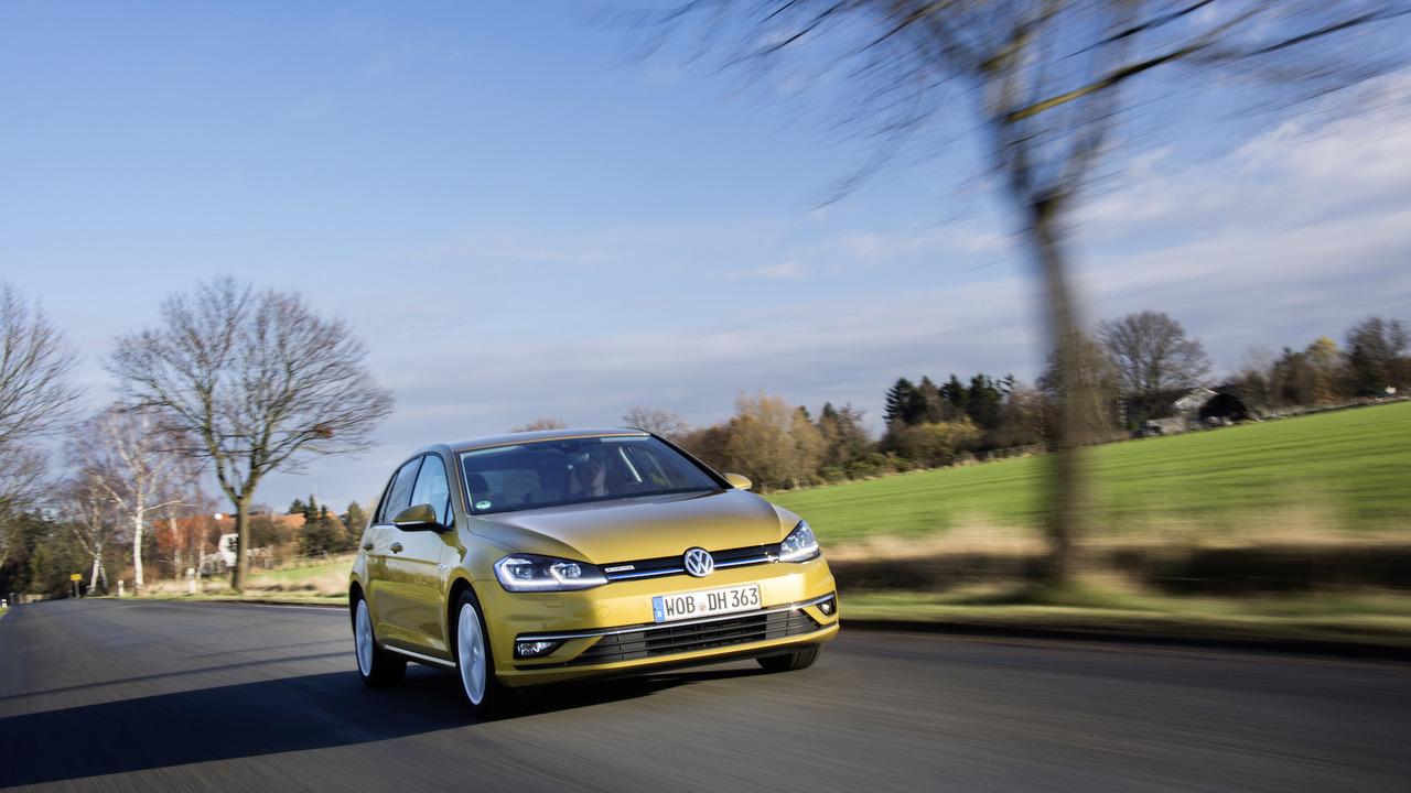 Volkswagen Golf - Austria, Belgio, Germania, Lettonia, Lussemburgo