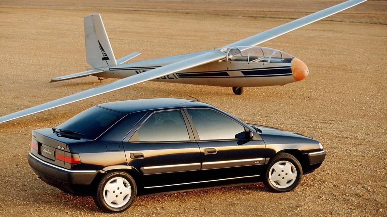 1994 - Citroën Xantia y Renault Twingo