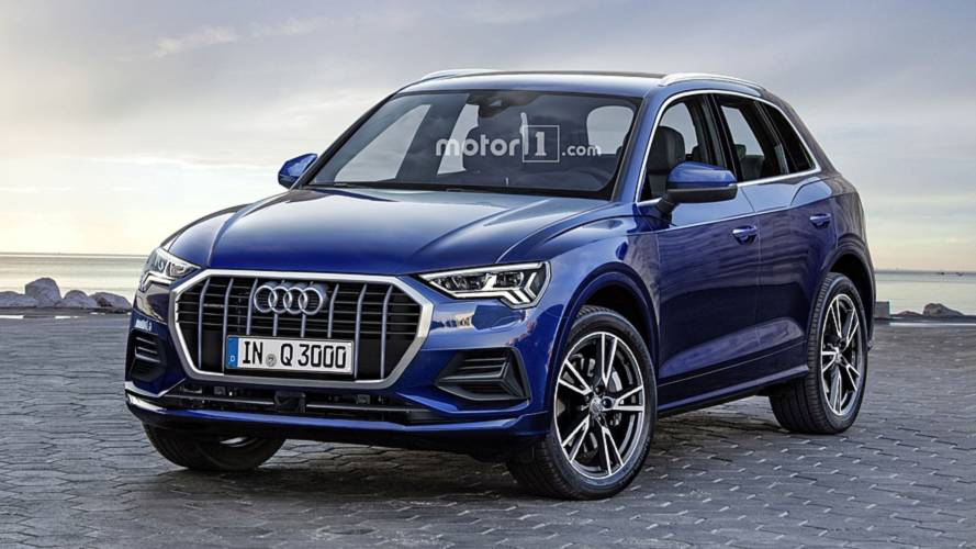 le nouvel audi q3 pourrait ressembler a. Black Bedroom Furniture Sets. Home Design Ideas