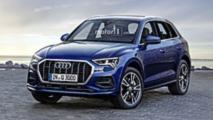 2019 Audi Q3 Hayali Tasarımı (Render)