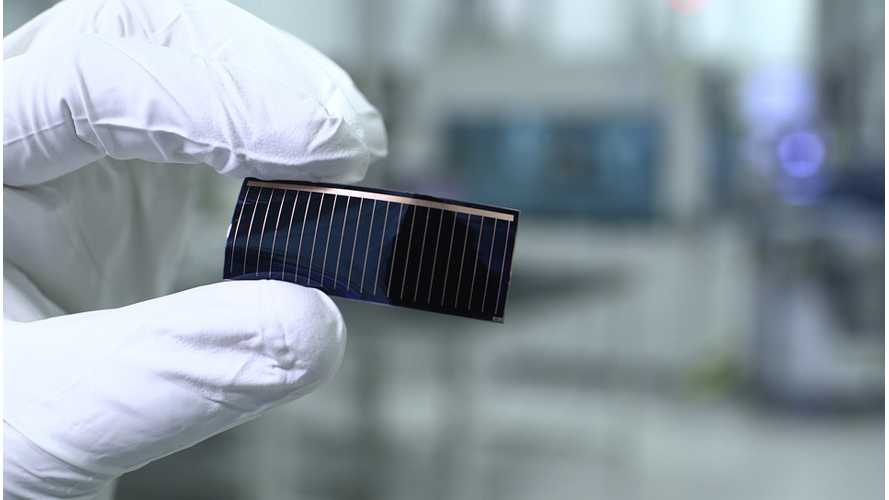Audi Turns To Hanergy For Solar Cell Vehicle Roofs