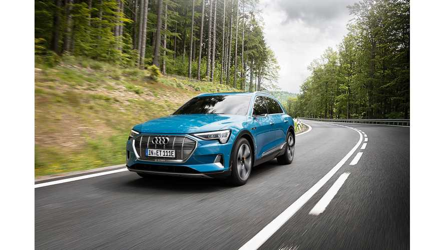 Audi Says No To Stocking e-tron At Dealerships: Special Order Only